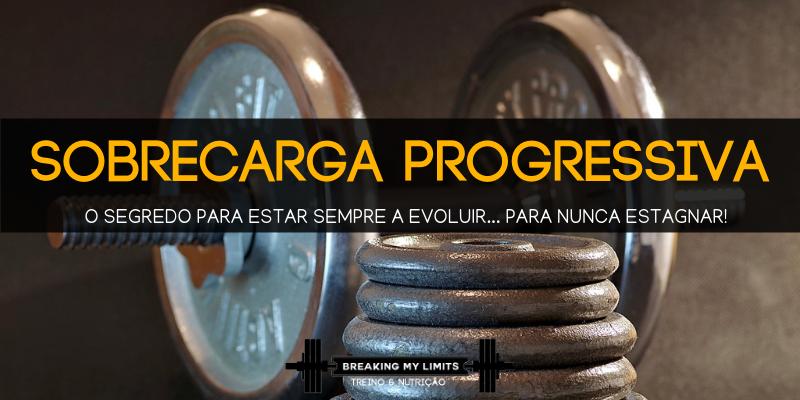 A Sobrecarga progressiva é um princípio fulcral para o treino de hipertrofia, para que estejas sempre a evoluir e a ganhar massa muscular.