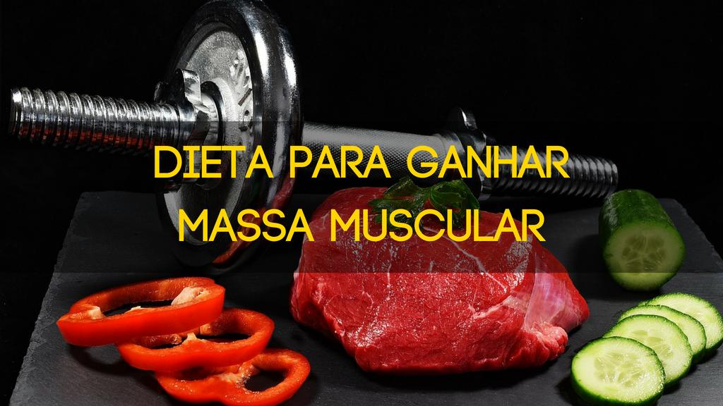 Descobre como otimizar a tua dieta para ganhar massa muscular