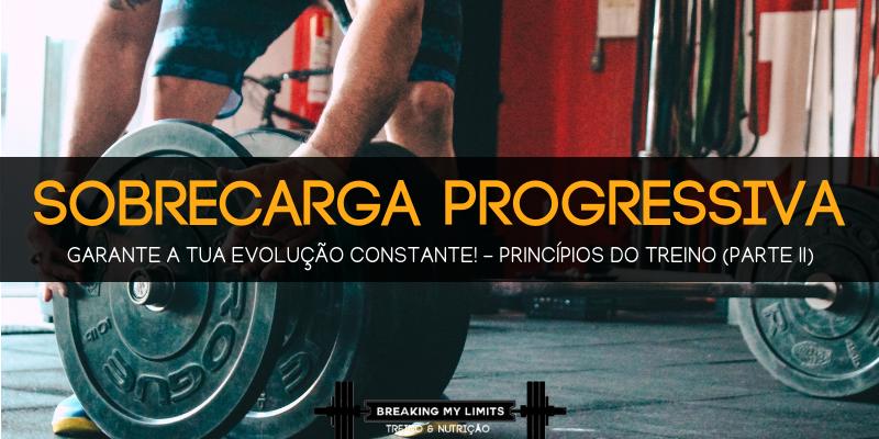 O principio da sobrecarga progressiva é fulcral para garantir a evolução e progressão de um atleta em toda a sua carreira.