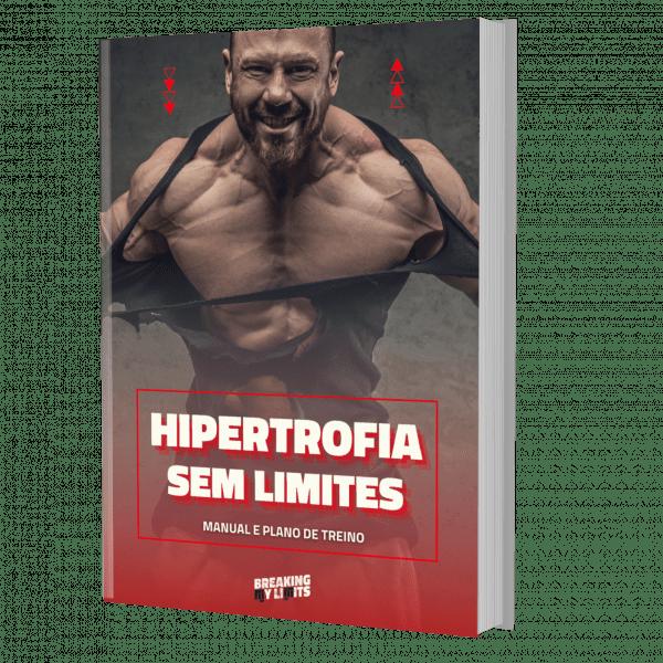 Hipertrofia Sem Limites é o manual e plano de treino completo ideal para quem está nos primeiros anos de musculação